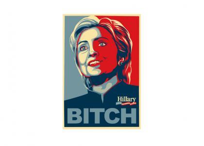 ** Cypress Hillary Bitch **