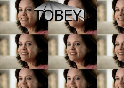 TOBEY!