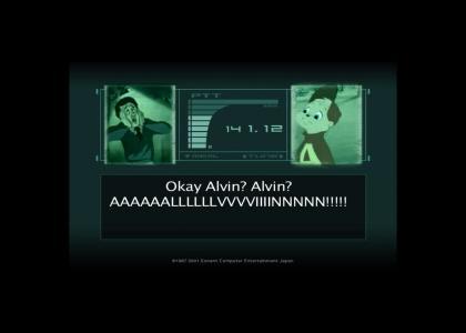 Alvin is Snake