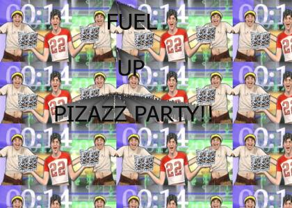 Fuel up with Pizazz!