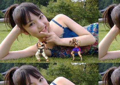 Street Fighter II [Cute Girl Edition]