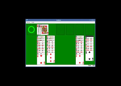 Why, solitaire, why!?