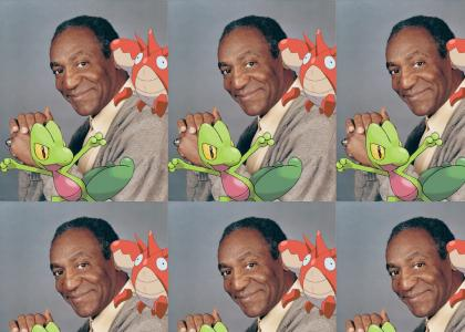 Cosby thinks to himself