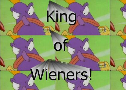Rocko King of Wieners
