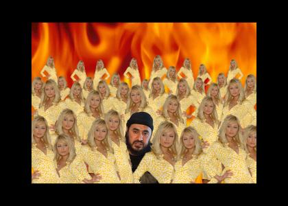 Zarqawi's 72 virgins... almost