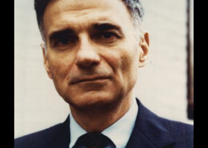 Ralph Nader is Retarded