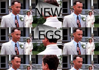 You Got New Legs