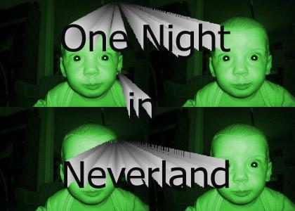 One night in neverland