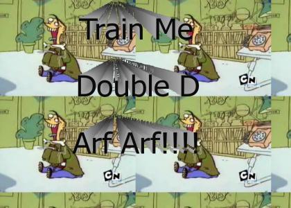 Train Me Double D! Arf Arf! - EEnE
