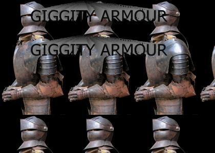 Giggity Armour