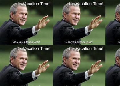 Bush Explains It All