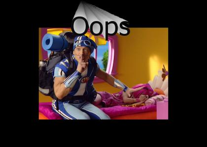 How old did Stephanie say she was, Sportacus?