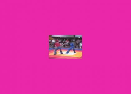 Billy Blanks Breakdance Fights