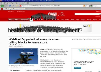 CNN: your source for constant race-baiting and sensationalism