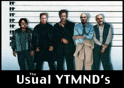 YTMND line up (updated)