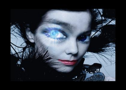 Bjork Sings Into Your Soul