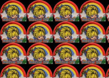 YESYES: OMG, Secret Islamic Rainbow Brite!