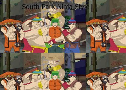South Park Ninjas