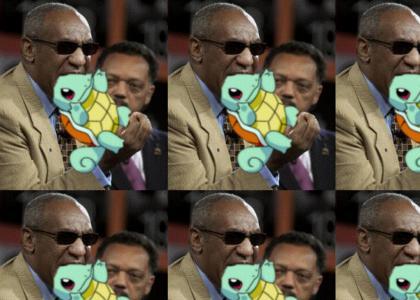 Cosby ate my pokeman!