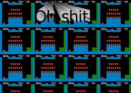Atari 2600 Super Mario bros.