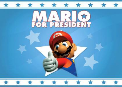 Vote Mario(mixier mix)