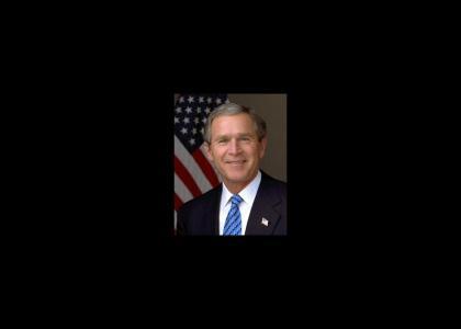 Bush Pwns Waldo