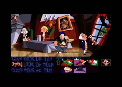 Day of the Tentacle is Not Guaranteed!