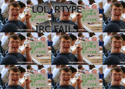 lol, r-type