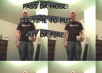 "6'1"" of hose grasping muscle!"