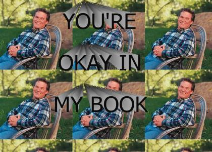 You're Okay In My Book