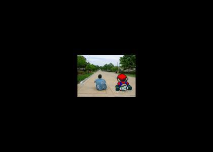 Mario Kart's greatest challenge