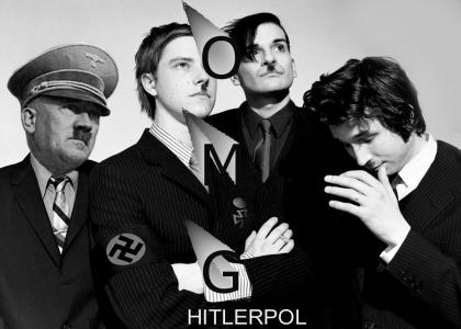 Secret Nazi Interpol!