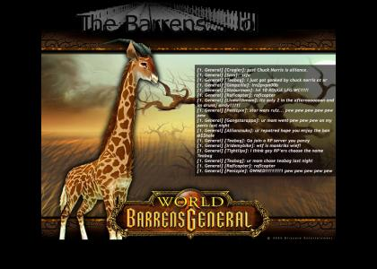 WoW - Barrens Chat