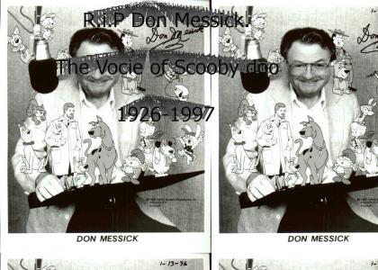 R.I.P Don Messick