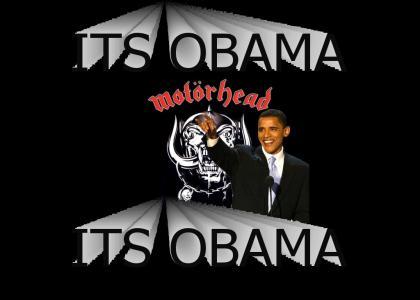 Motorhead Wants Who For President?