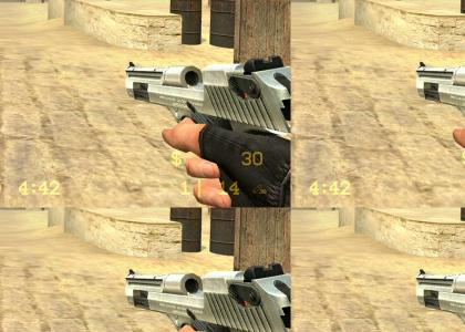 What is Deagle Reload?