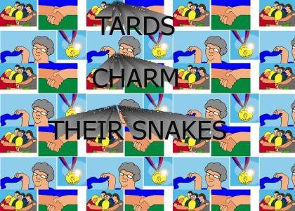 Special Olympics: Snake Charmer