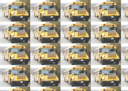 School Bus is saved by