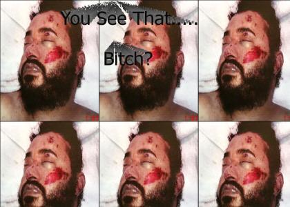 Abu Musab Al-Zarqawi Has A Bad Day