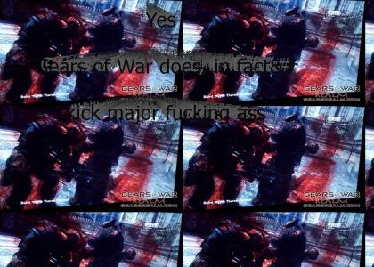 In case you were wondering... (Gears of War)