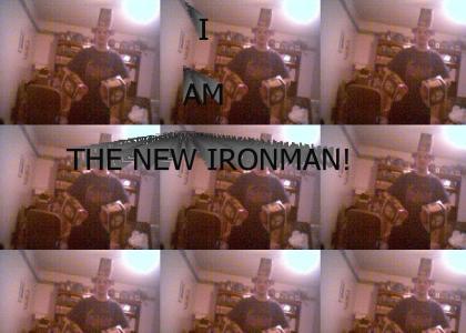 The new Iron Man