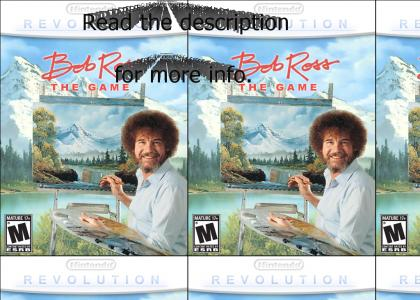 Bob Ross: The Game