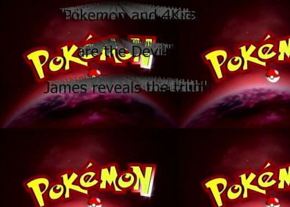 Pokemon and 4Kids are the Devil!