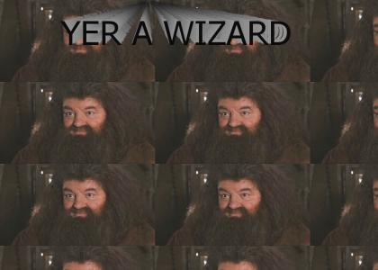Yer a wizard, motherfucker!