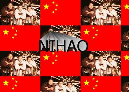 Hello from China!