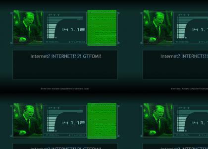 Internet? (Metal Gear Gore)