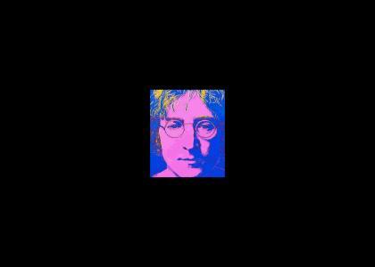 John Lennon doesn't change facial expressions (Final)