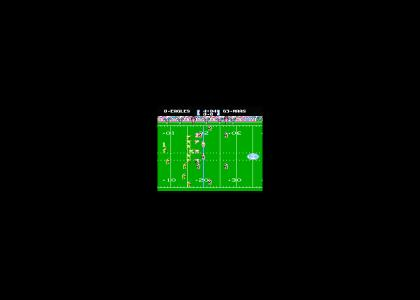 Epic Tecmo Super Bowl Maneuver
