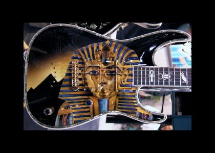 Metal pharaoh