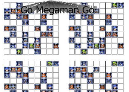 Megaman Sudoku
